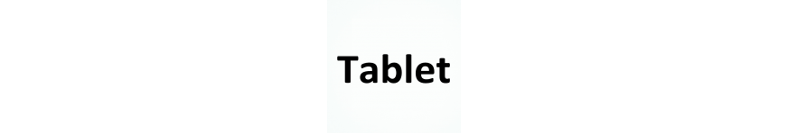 Tablet´s