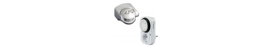 Sensores, Temporizadores, Emisores y Detectores