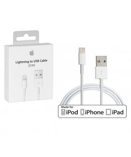 Cable USB Lightning 2m Iphone/Ipad