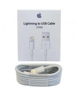 Cable USB lightning original iphone/ipad (box)