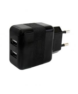 Cargador USB 2xUSB 2.1A