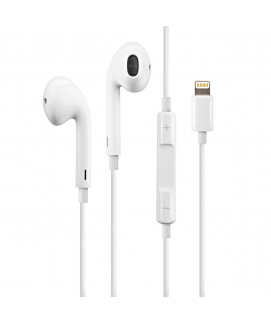 Manos libres earpods lightning original iphone