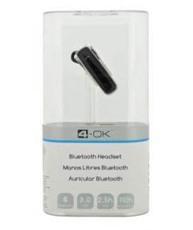 Auricular BT mono 4-OK BT4EXB