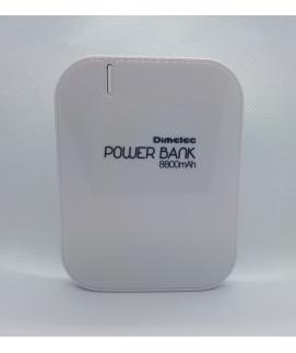 Powerbank Dimelec 8800mAh