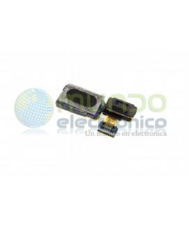 Auricular interno + sensor de luz