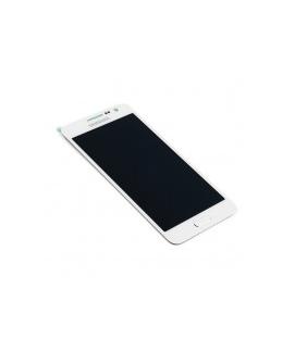 LCD White