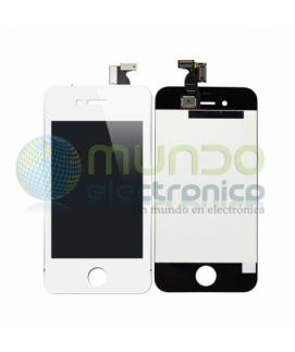 LCD + Táctil white