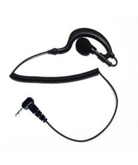 Telecom PY-29-AU-S-R - Auricular ergonómico flexible para Yaesu
