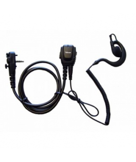 Telecom JD-23-GP320 Micro-Auricular gama profesional para motorola y HYT