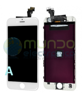 Iphone 5S - Pantalla completa calidad A blanca