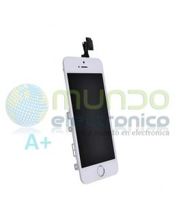 Iphone 5S - Pantalla completa calidad AAA+ blanca
