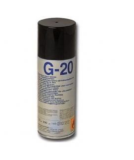 SPRAY G-20 LIMPIADOR DE CONTACTOS SECO 200ml