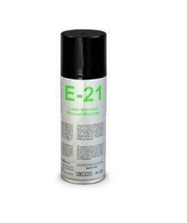 SPRAY E-21 ELIMINADOR DE ETIQUETAS 200ml