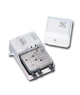 AMPLIFICADOR INTERIOR MULTIBANDA UHF-VHF-TDT