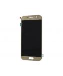 Samsung A5 2017 (A520) - Pantalla completa original dorada