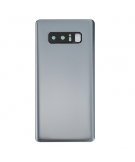 Samsung Note 8 (N950) - Tapa trasera + cámara cover silver