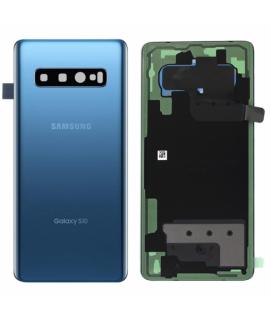 Samsung S10+ (G975) - Tapa trasera + cámara cover Azul
