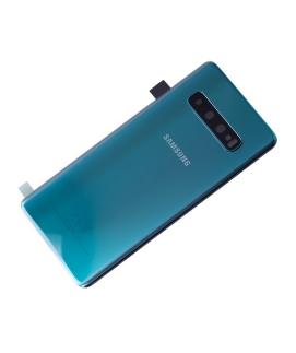 Samsung S10 (G973) - Tapa trasera + cámara cover Azul