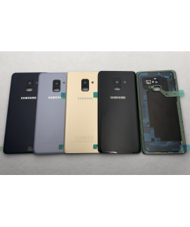 Samsung A8 (A530) - Tapa trasera + camara cover