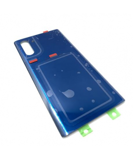 Samsung Note 10 (N970) - Tapa trasera + cámara cover Azul