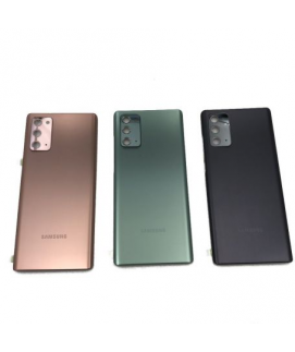 Samsung Note 20 (N980) / Note 20 5G (N981) - Tapa trasera