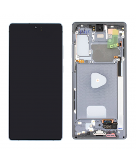 Samsung Note 20 (N980) / Note 20 5G (N981) - Pantalla original samsung negra