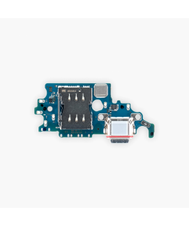 Samsung S21 5G (G991B) - Placa de Carga + Lector Sim