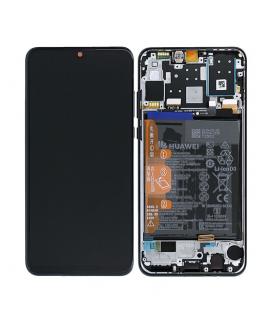Huawei P30 Lite - Pantalla Completa + Frame + Batería