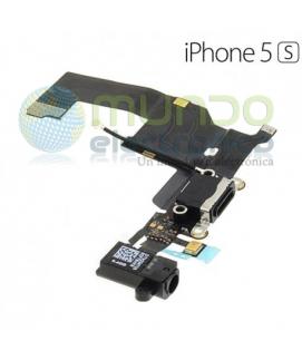 Iphone 5S - Flex de carga